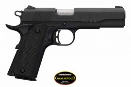 "BROWNING 1911-380 8RD 4.25"" BARREL BLUED FIXED SIGHTS"