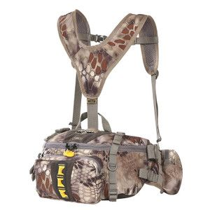 Tenzing TX 9.3 Lumbar/Back Pack - Kryptek Highlander