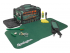 REMINGTON SQUEEG-E UNIVERSAL GUN CARE RANGE BAG CLEANING KIT SYSTEM