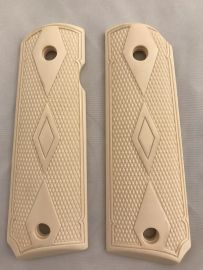GOVERNMENT - FULL SIZE 1911 HANDGUN GRIP-TRIPLE DIAMOND