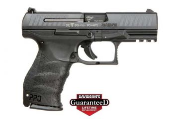 WALTHERS ARMS INC PPQ M1 9MM 4' BARREL 15RD AS