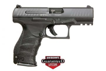 WALTHERS ARMS INC PPQ M2 9MM 4' BARREL 15RD AS