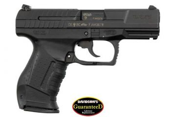 "WALTHERS ARMS INC P99 AS 9MM DA PISTOL 15R 4"" BARREL"