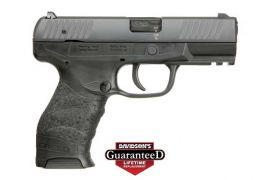 "WALTHERS ARMS INC CREED 9MM PISTOL 4"" BARREL BLACK 16RD"