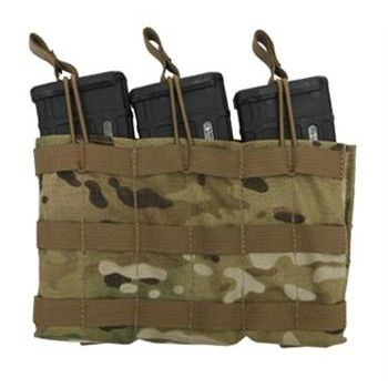 Tactical Taylor Fight Light 5.56 Triple Mag Panel