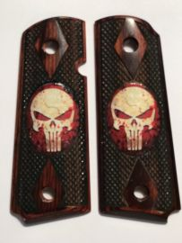 OFFICER - COMPACT HANDGUN GRIPS - PUNISHER 5