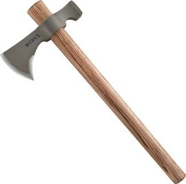 CRKT WOODS CHOGAN T-HAWK TOMAHAWK HATCHET & AXE W/HICKORY HANDLE