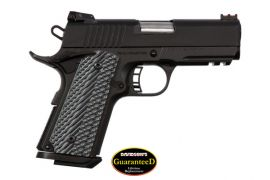 ROCK ISLAND ARMORY M1911-A1 TAC ULTRA CS W/RAIL 9MM 3.5 INCH BARREL PRK 9RD