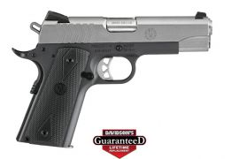 RUGER HANDGUN - SR1911 CMD LIGHTWEIGHT 4.25 BARREL SS 9MM