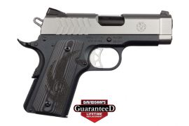 RUGER HANDGUN - SR1911 OFFICER MODEL 3.6 INCH BARREL SS 9MM