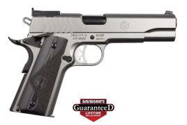 RUGER HANDGUN - SR1911 TARGET MODEL 5.0 INCH BARREL SS 9MM