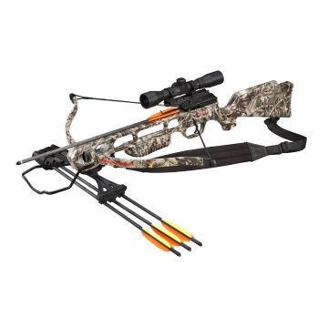 SA SPORTS FEVER CROSSBOW PACKAGE RECURVE STYLE W/SCOPE