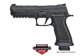 "SIG SAUER P320 X-FIVE 9MM LUGER 5"" BARREL, 21 ROUNDS, BLACK"