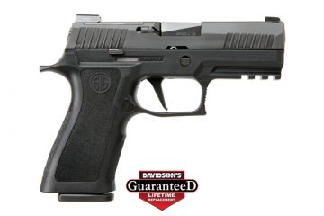 SIG P320 X-CARRY 9MM PISTOL 17 ROUNDS