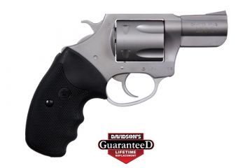 "CHARTER ARMS PITBULL 9MM 2"" BARREL DOUBLE ACTION REVOLVER"