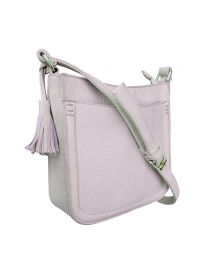CONCEALED CARRY SQUARE BAG - CROSS BODY