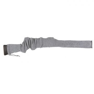 "ALLEN KNIT GUN SOCK SILICONE SLEEVE 52 INCH ""6 PACK"" GRAY"