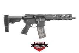 "RUGER AR-556 PISTOL 300 BLACKOUT 10.5"" W/ THREADED BARREL & M-LOK RAIL SYSTEM"