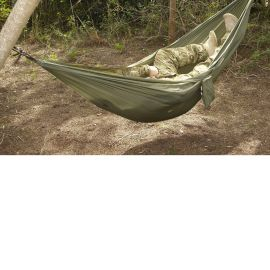Proforce Snugpak Tropical Hammock, Parachute, Single, Olive