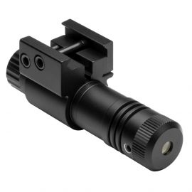 NCSTAR VISM COMPACT GREEN LASER FOR RIFLE/PISTOL W/WEAVER MOUNT
