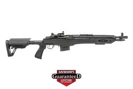 SPRINGFIELD ARMORY M1A SOCOM-16 CQB RIFLE .308 W/ VORTEX SIGHT & COMPOSITE STOCK