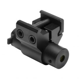 NCSTAR VISM COMPACT RED LASER FOR RIFLE/PISTOL W/WEAVER MOUNT