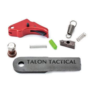 Apex Action Enhancement Red Trigger M&P Shield Duty/Carry Kit