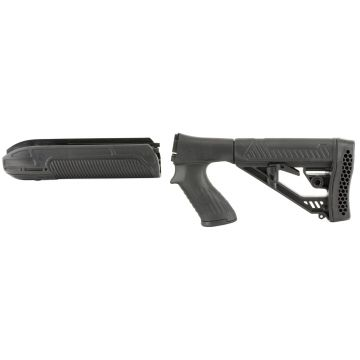 ADAPTIVE TACTICAL REMINGTON 870 EX PERFORMANCE M4 STYLE STOCK & FOREND KIT