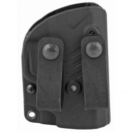 TASER BLADE-TECH IWB KYDEX HOLSTER FITS PULSE/PULSE + W/ BLACK FINISH