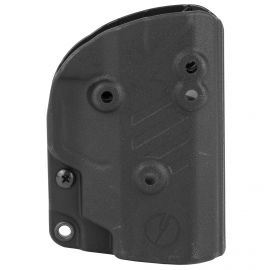 TASER BLADE-TECH OWB KYDEX HOLSTER FITS PULSE/PULSE + W/ BLACK FINISH