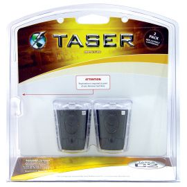 TASER - C2 AIR CARTRIDGE REPLACEMENT PULSE+/ PULSE/ BOLT 0-15' RANGE - 2-PACK