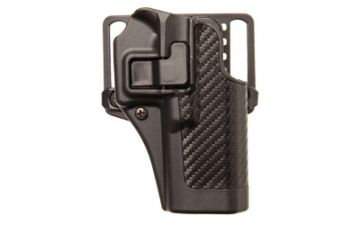 BLACKHAWK SERPA CQC BL/PDL Carbon Fiber for G17/22/31 RH/LH