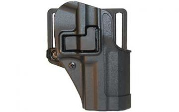 BLACKHAWK SERPA CQC BL/PDL FOR GLK 29/30/39 RH/LH BLK