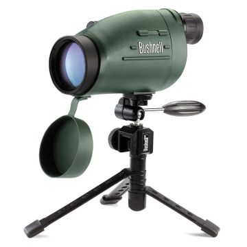 BUSHNELL SENTRY 12-36X50 ULTRA COMPACT WATERPROOF SPOTTING SCOPE