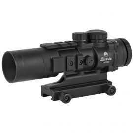 BURRIS AR TACTICAL 3X32 PRISIM RED DOT BALLISTIC CQ RETICLE MATTE FINISH