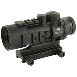 BURRIS TACTICAL AR-536 PRISIM RED DOT BALLISTIC CQ RETICLE MATTE FINISH