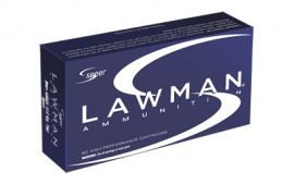 SPEER LAWMAN 9MM 115GR TMJ 50/1000