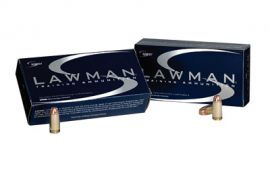 SPEER LAWMAN 9MM 124GR TMJ 50/1000