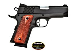 "LEGACY CITADEL COMPACT 1911 9MM 3.5""BARREL W/ WOOD GRIPS"