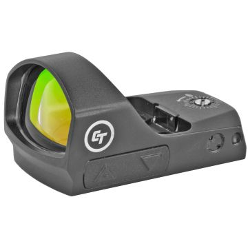 CTC CTS-1250 COMPACT REFLEX SIGHT W/ 3.25 MOA RED DOT FOR HANDGUNS/PISTOLS