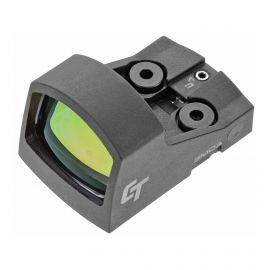 CTC CTS-1550 ULTRA COMPACT REFLEX SIGHT W/ 3.0 MOA RED DOT FOR HANDGUNS/PISTOLS