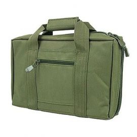 Vism® By Ncstar® Discreet Pistol Case/Green