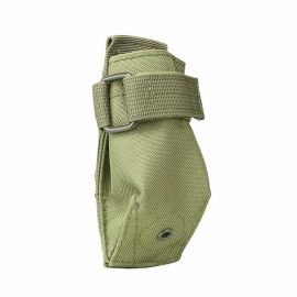 Vism® By Ncstar® Molle Flashlight Pouch/ Green