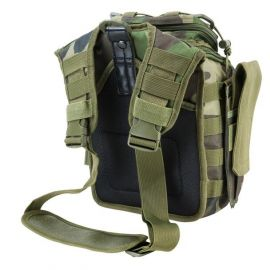 Vism® By Ncstar® Pvc First Responders Bag/Woodland Camo