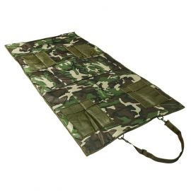 Vism® By Ncstar® Roll Up Shooting Mat/ Woodland Camo