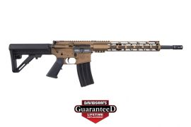 "DIAMONDBACK DB15CCML300BB 300BLK BURNT BRONZE W/16""BARREL M-LOK RAIL"