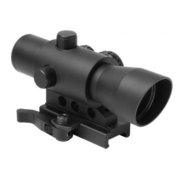 NCSTAR VISM RED DOT MARK III TACTICAL ADVANCED W/4 RETICLES