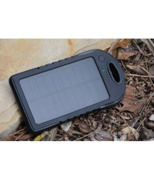 ZAXGEAR ST-65 USB BATTERY PACK SOLAR CHARGER