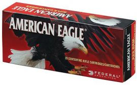 FEDERAL AMERICAN EAGLE 223REM 55G FMJ BT 20/500