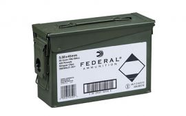 FEDERAL M193 556NATO 55GR FMJ 420RD CAN